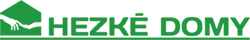Hezké domy Logo
